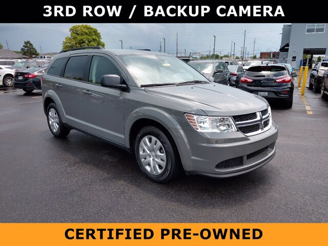 Certified Pre-Owned 2019 Dodge Journey SE Value Package